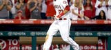 Gallery: Angels slugger Mike Trout wins AL MVP