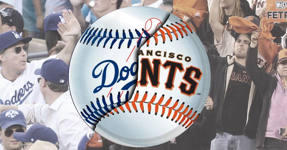 Dodger Fan Donates Bone Marrow To Save Giant Fan S Life