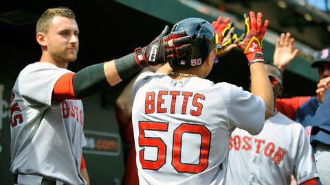 25. Boston Red Sox