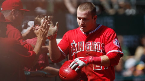 Mike Trout is MVP of the American League