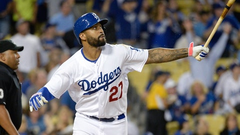 September NL Player of the Month: Matt Kemp, Dodgers