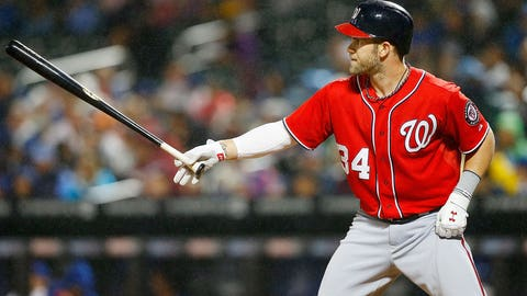 Bryce Harper (21) -- Washington Nationals