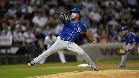 Danny Duffy (25) – Kansas City Royals