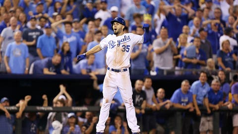 Eric Hosmer (24) – Kansas City Royals