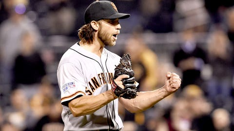 Madison Bumgarner (25) - San Francisco Giants