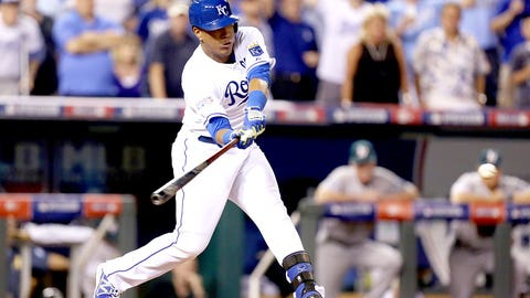 Salvador Perez (24) – Kansas City Royals