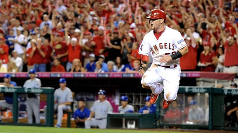 THE POSTSEASON The Angels were swept and failed to meet World Series expectations