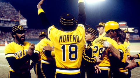 1979: Pirates complete unlikely rally over O's