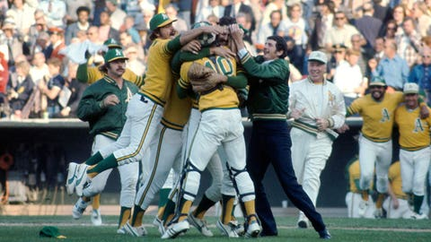 1973: A's win their second straight Game 7