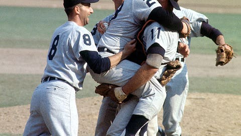1968: Tigers take the crown in St. Louis