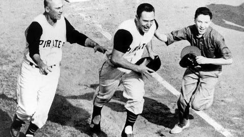 1960: The Mazeroski walk-off