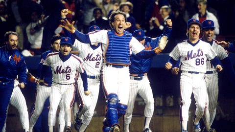 1986: Mets finish off Buckner's Red Sox
