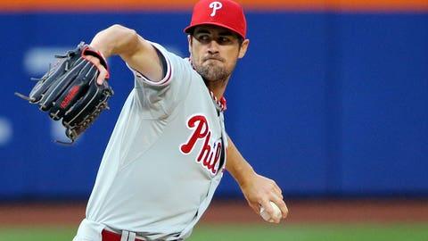 Cole Hamels, SP, Phillies