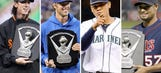 Cy Young winners: 2005-2015