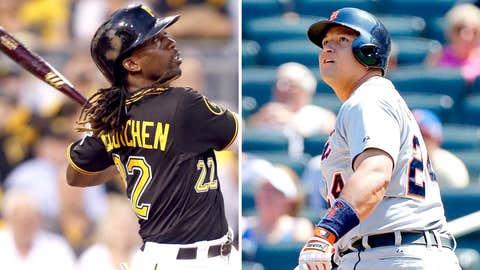 2013: Andrew McCutchen, Pirates & Miguel Cabrera, Tigers