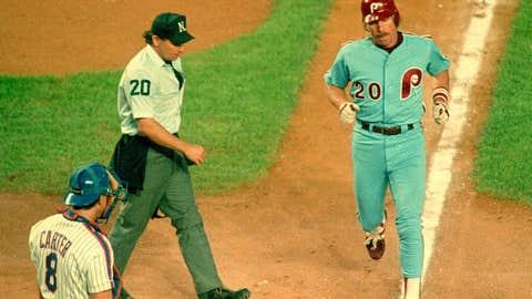Philadelphia Phillies: 1. Mike Schmidt — 548 HRs