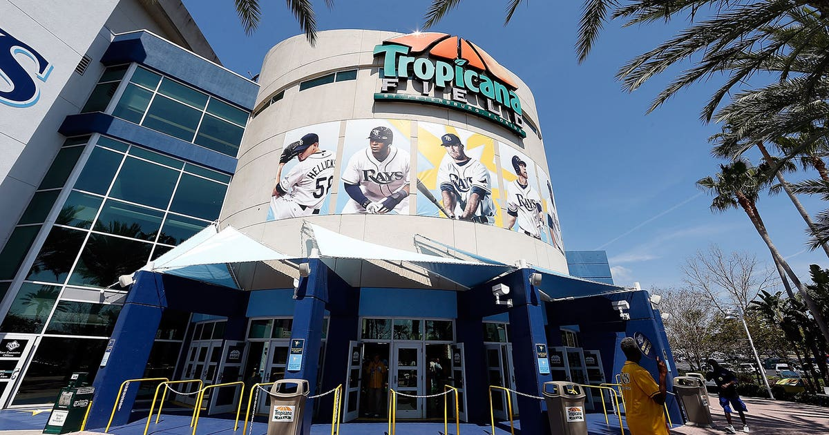 Will Tampa Bay Rays Ever Get A New Stadium Fox Sports