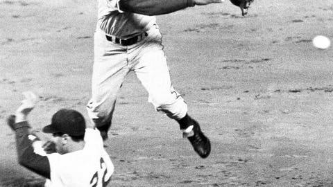 MLB pioneer