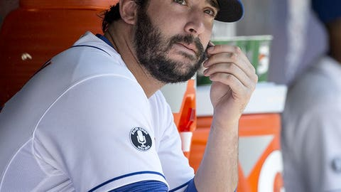 Matt Harvey, P, New York Mets