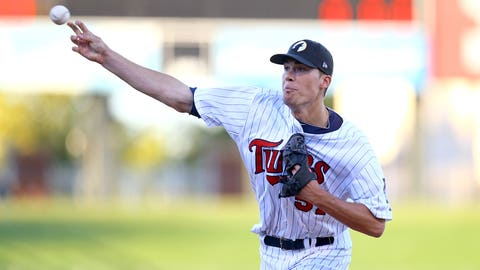 Alex Meyer, SP, Twins