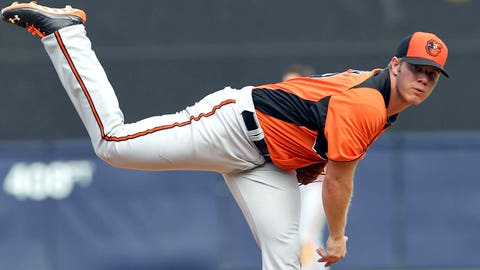 Dylan Bundy, SP, Orioles