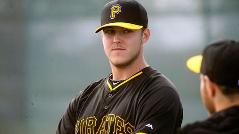Jameson Taillon, SP, Pirates