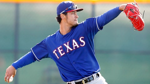 March 17: Yu Darvish goes under the knife