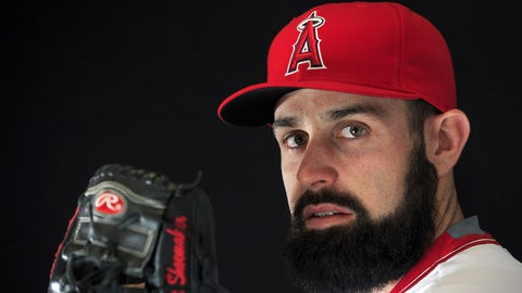 Angels players as 'Star Wars' characters