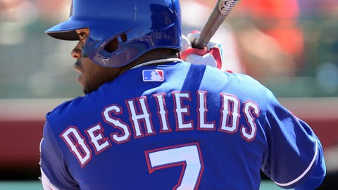 Delino DeShields, outfielder