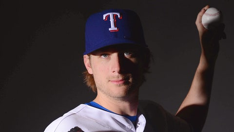 Ross Detwiler, pitcher