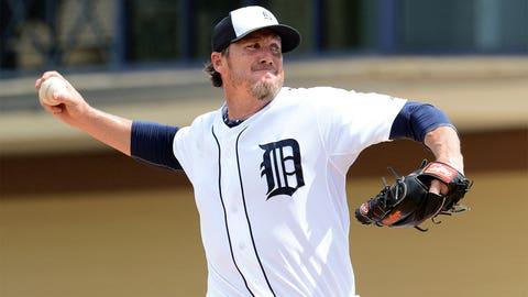 Joe Nathan, P, Tigers