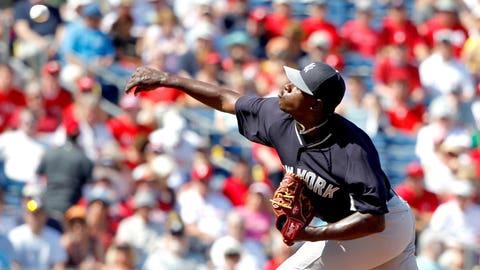 New York Yankees: Luis Severino
