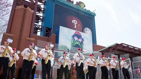Red Sox at Phillies