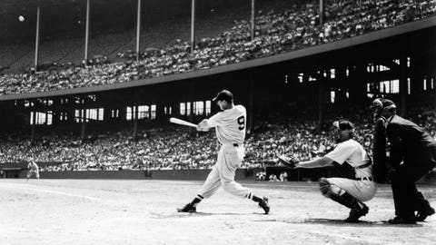 MLB (career): Ted Williams