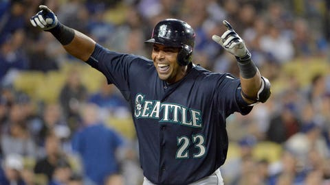 Get an encore performance from Nelson Cruz