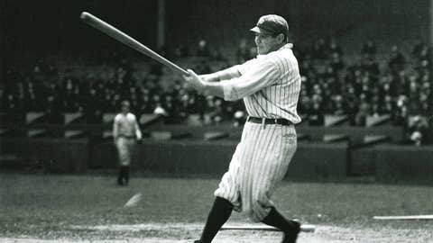 3. His first big-league hit was off the Yankees