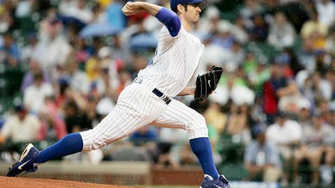 Mark Prior (debuted May 22, 2002)