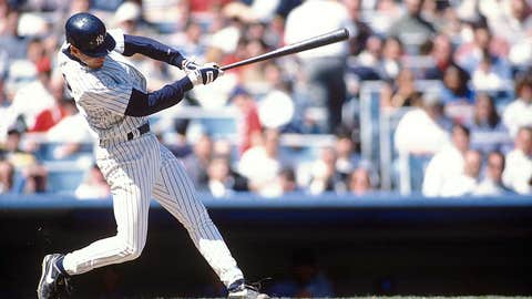 Derek Jeter (debuted May 29, 1995)