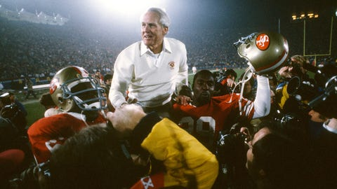 Bill Walsh (1979-1988)