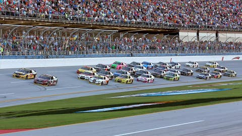 The 5 drivers with the best chance of winning at Talladega