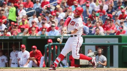 High: Harper's epic home run streak (5/6-5/9)