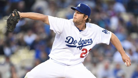 Clayton Kershaw -- Los Angeles Dodgers
