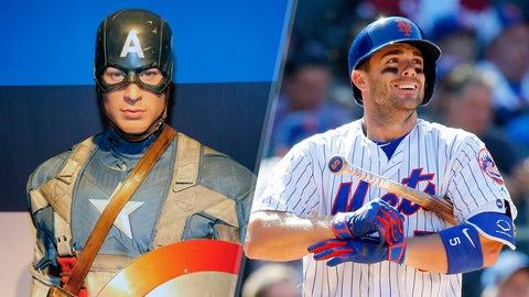 Captain America: David Wright