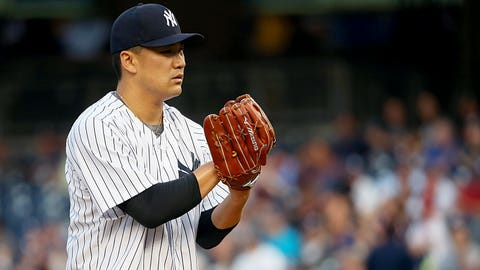 April 12: Masahiro Tanaka gets first win of 2015