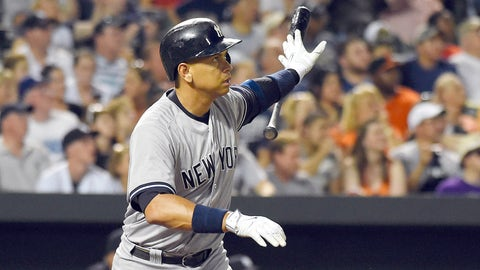 June 13: A-Rod collects RBI #2000