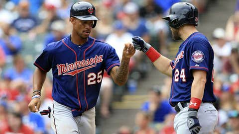 Can Byron Buxton build on his solid last month of 2016?