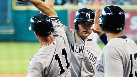 New York Yankees 2015 first half highs and lows