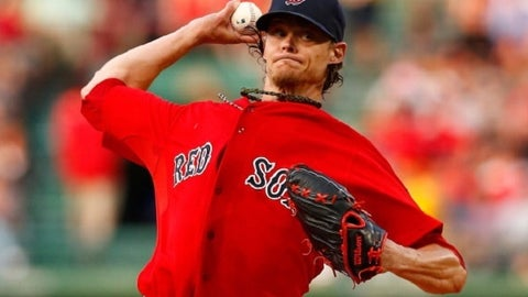 July 4: Clay Buchholz tosses a complete game