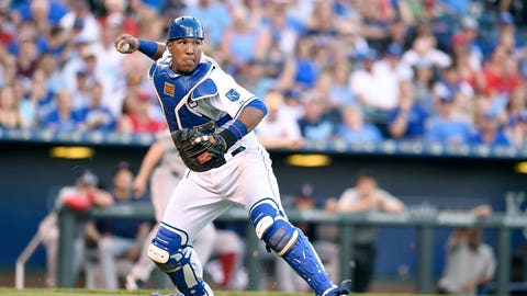 Catcher: Salvador Perez - Royals