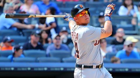 First base: Miguel Cabrera - Tigers